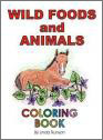Purchase Wild Foods and Animals Coloring Book in a separate tab or window.