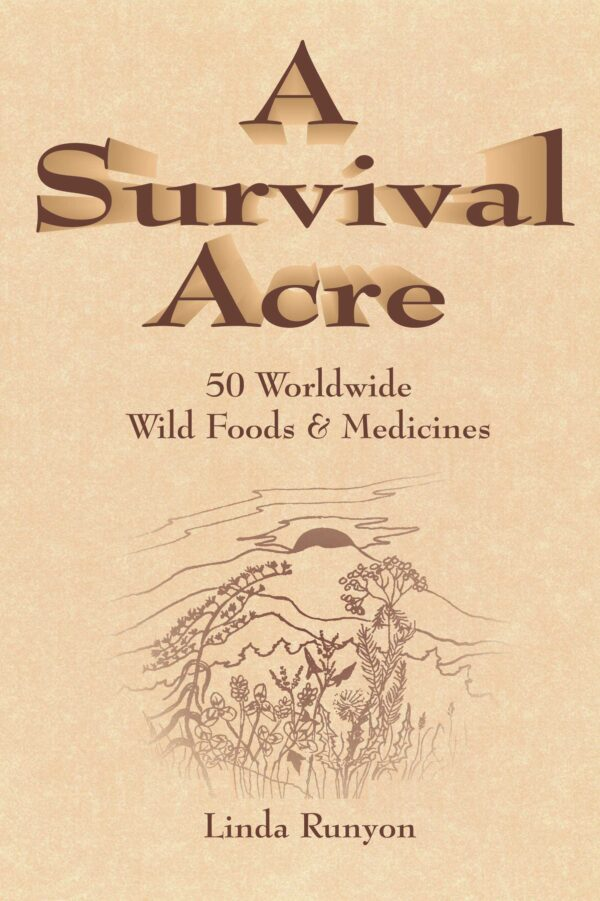 The cover of A Survival Acre