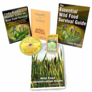 The Wild Food Knowledge Package