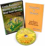 Linda Runyon's Master Class on Wild Food Survival DVD TN