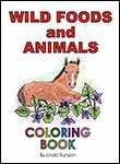 Wild Foods & Animals Coloring Book TN